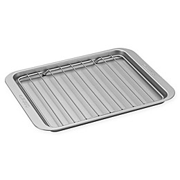 Cuisinart® Nonstick Toaster Oven Broiler Pan with Rack