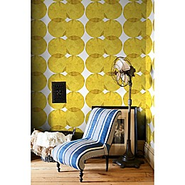Dumbo Large Scale Removable Vinyl Wallpaper in Yellow