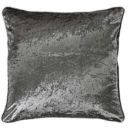 HiEnd Accents Celeste European Pillow Sham in Grey
