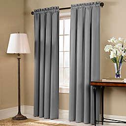 Blackstone Rod Pocket Blackout Window Curtain Panel