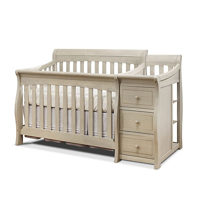 Sorelle Furniture Crib Chair In Heritage Fog