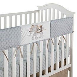 Levtex Baby® Taza Crib Rail Guard in Grey/Ivory