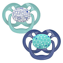 Dr. Brown's® Advantage 2-Pack Stage 2 Pacifiers