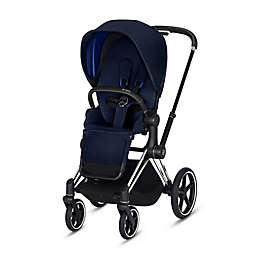 CYBEX Priam Stroller with Chrome/Black Frame