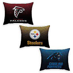 NFL Dot Plush Pillow Protector Collection