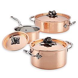 Ruffoni Opus Cupra Copper Cookware Collection