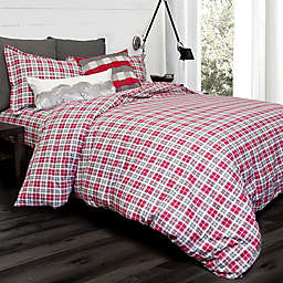 Alamode Home Rosen Reversible Full/Queen Duvet Cover Set