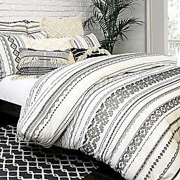 Alamode Home Leyton Duvet Cover Set