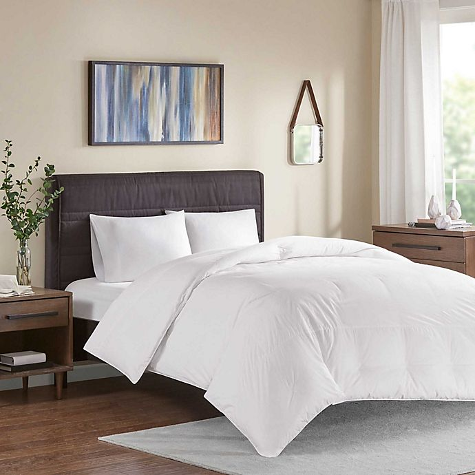 Alternate image 1 for True North by Sleep Philosophy Extra Warmth Oversized Down Blend King Comforter