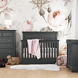 Bertini® Fairhaven Nursery Furniture Collection in Slate Grey
