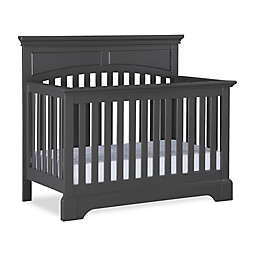 Bertini® Fairhaven 5-in-1 Convertible Crib in Slate Grey