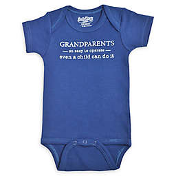 Sara Kety Grandparents Bodysuit in Navy