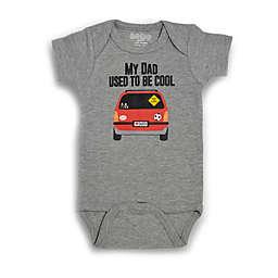 Sara Kety Van Dad Bodysuit in Grey