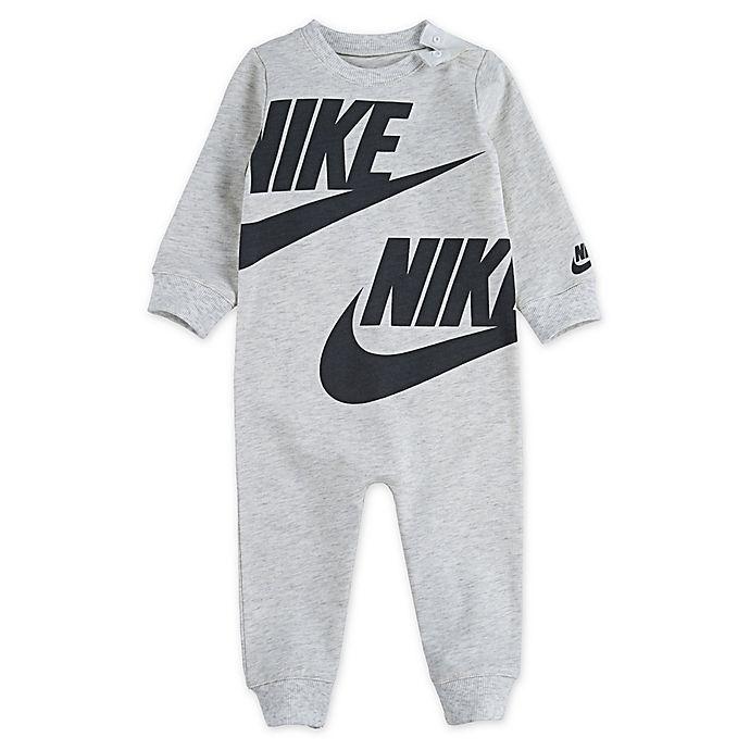 Alternate image 1 for Nike® Split Futura Coverall in Grey