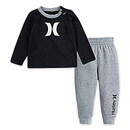 Hurley® 2-Piece Icon Toddler T-Shirt and Jogger Set