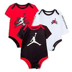 Jordan® 3-Pack Jumpman Classic Bodysuits