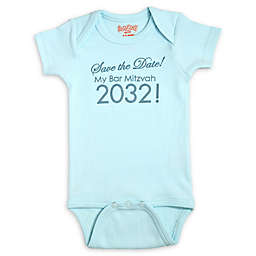 Sara Kety Bar Mitzvah 2032 Bodysuit in Light Blue