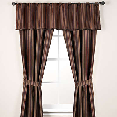 Wilderness Ridge Window Curtain Panel and Valance