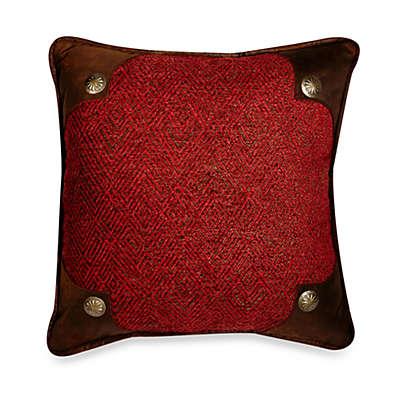 Wilderness Ridge Scalloped Chenille Pillow
