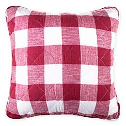 Bee & Willow™ Home Square Buffalo Check Throw Pillow