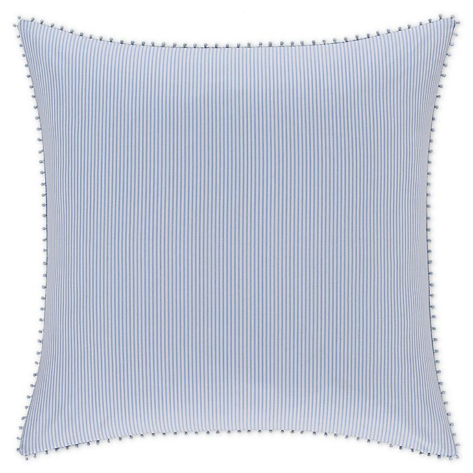 Alternate image 1 for Piper & Wright Frances European Pillow Sham in Blue