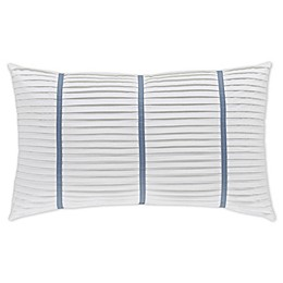 Piper & Wright Frances Boudoir Throw Pillow in Off White