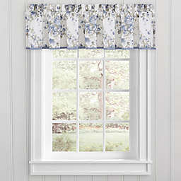 Piper & Wright Frances Window Valance in Blue