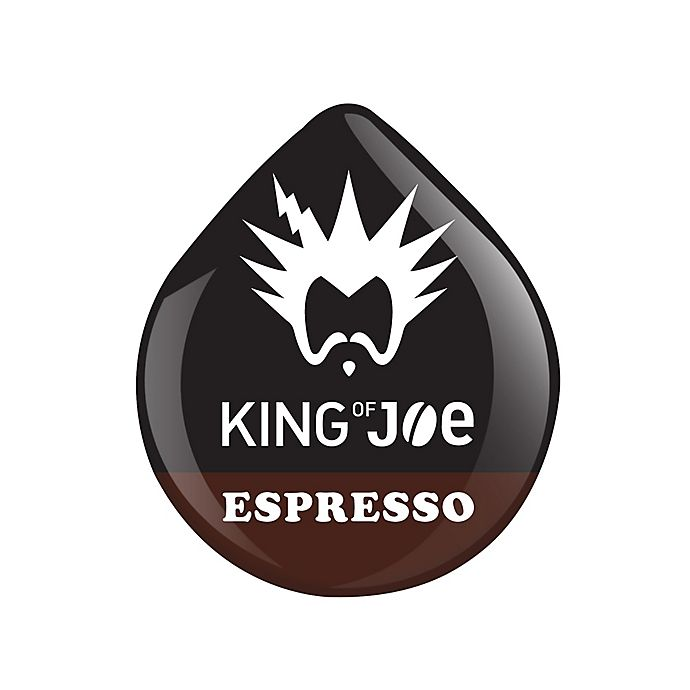 Alternate image 1 for King of Joe 16-Count Espresso T DISCs for Tassimo™ Beverage System
