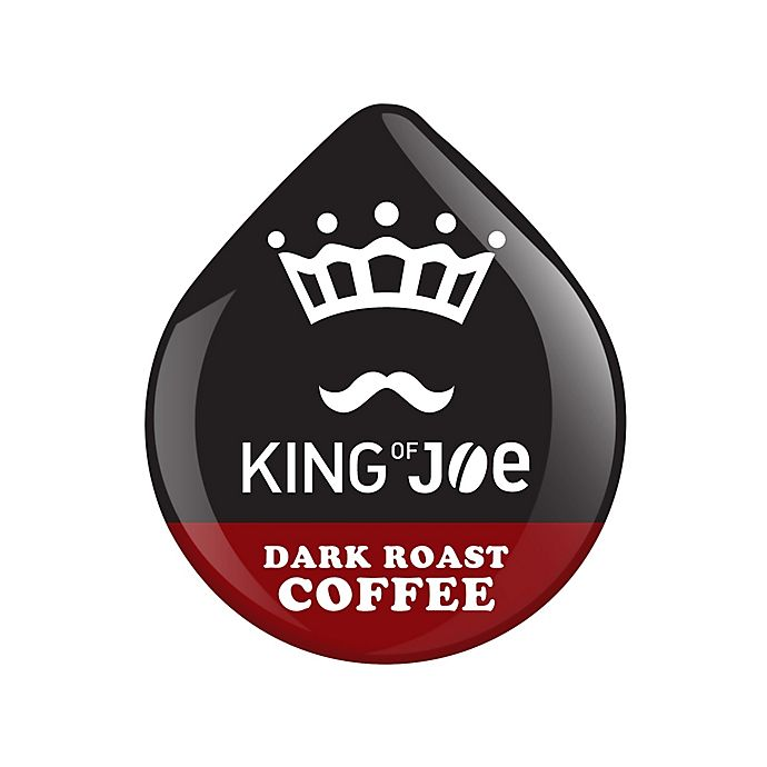 Alternate image 1 for King of Joe 16-Count Dark Roast Coffee T DISCs for Tassimo™ Beverage System