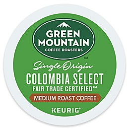 Green Mountain Coffee® Colombia Fair Trade Select Coffee Keurig® K-Cup® Pods 18-Count