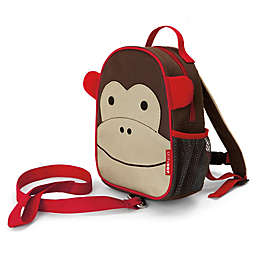 SKIP HOP® Zoo Monkey Safety Harness   Mini Backpack with Rein b6ac40ff705cf