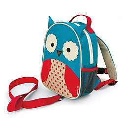 SKIP*HOP® Zoo Owl Safety Harness / Mini Backpack with Rein