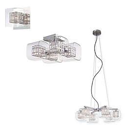 George Kovacs® Jewel Box Lighting Collection in Chrome