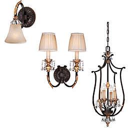 Metropolitan Home Bella Cristallo Lighting Collection
