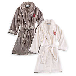 WamsuttaR Plush Personalized Bathrobe