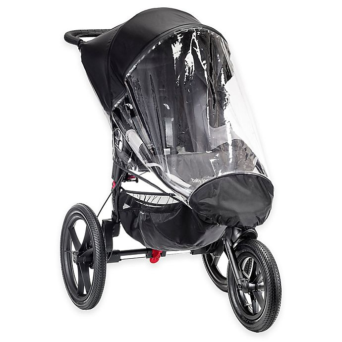 Alternate image 1 for Baby Jogger® Summit X3 Single Rain Canopy