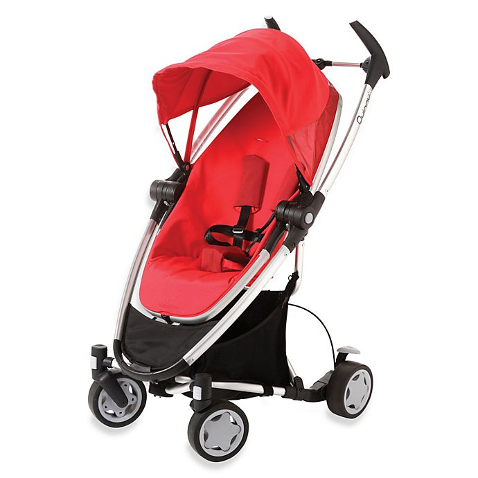 Alternate image 1 for Quinny® Zapp Xtra™ with Folding Seat in Rebel Red
