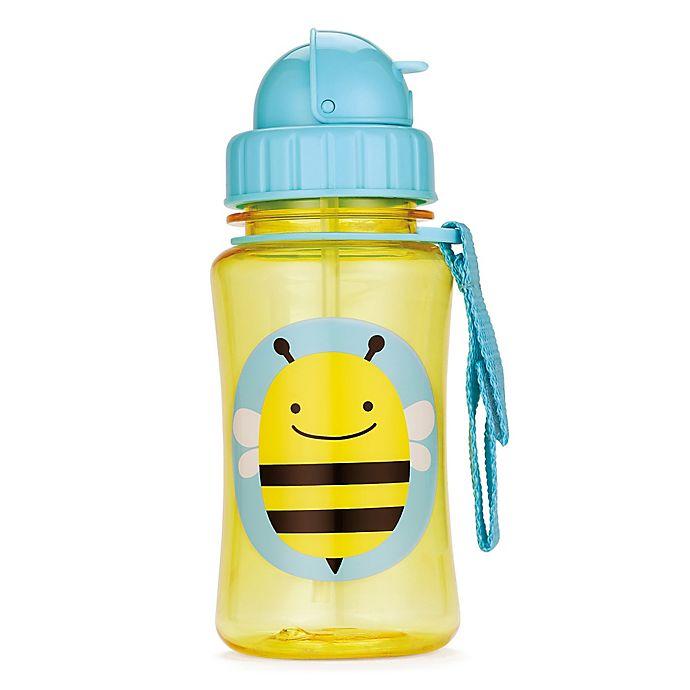 Alternate image 1 for SKIP*HOP® Zoo 12 oz. Bee Straw Bottle