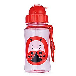 SKIP*HOP® Zoo 12 oz. Ladybug Straw Bottle