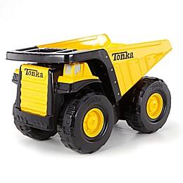 Tonka® Toughest Mighty Steel Dump Truck in Yellow
