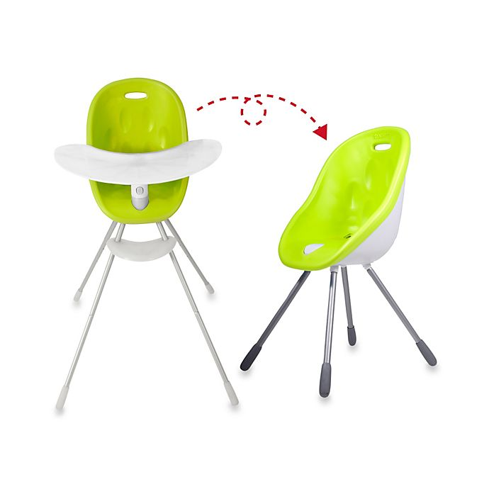 Excellent Philteds Poppy High Chair In Lime Bed Bath Beyond Ncnpc Chair Design For Home Ncnpcorg