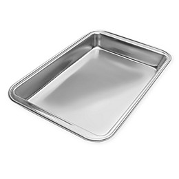 Fox Run® 11-Inch x 7-Inch Stainless Steel Baking Pan