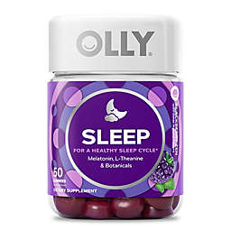 OLLY™ 50-Count Restful Sleep Gummies in Blackberry Zen