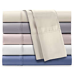 Wamsutta® Dream Zone® 850-Thread-Count PimaCott® California King Sheet Set in Silver