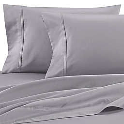 Wamsutta® Dream Zone® PimaCott® King Pillowcases in Grey (Set of 2)