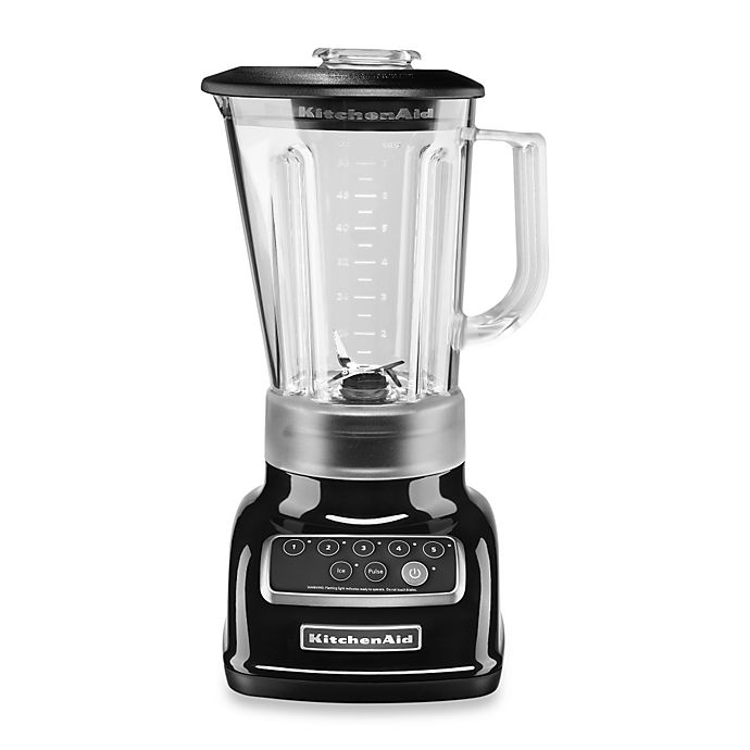 Alternate image 1 for KitchenAid® 5-Speed Classic Blenders with Intelli-Speed™ Motor Control