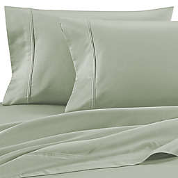 Wamsutta® Dream Zone® PimaCott® Standard/Queen Pillowcases in Mint (Set of 2)