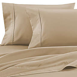 Wamsutta® Dream Zone® 850-Thread-Count PimaCott® Twin Sheet Set in Clay