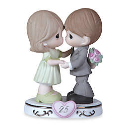 Precious Moment® 25th Anniversary Through The Years Figurine