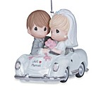 Precious Moments® Just Married Hanging Ornament